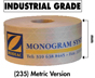 Industrial Grade Tape Metric Version