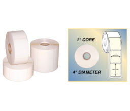 White Desktop Direct Thermal Transfer