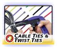 Cable Ties & Twist Ties