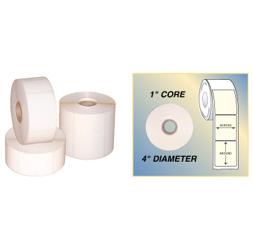 White Desktop Direct Thermal Transfer